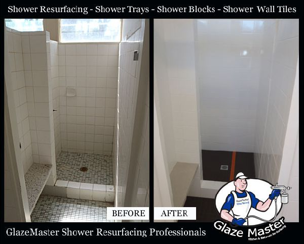 Gold Coast Bathroom Resurfacing Glazemaster